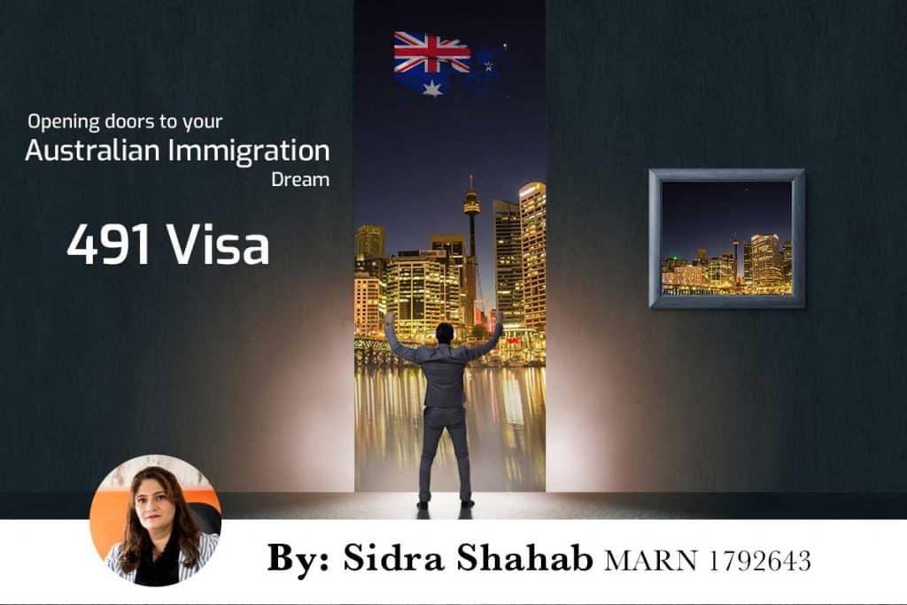491 Visa Australia